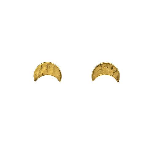 Cara Tonkin Selene Stud Earrings Gold