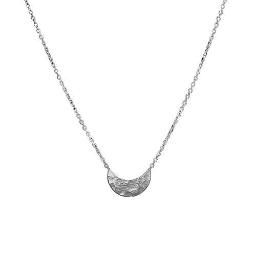 Cara Tonkin Selene Crescent Pendant Silver