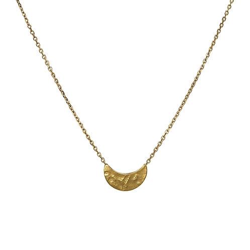 Cara Tonkin Selene Crescent Pendant Gold