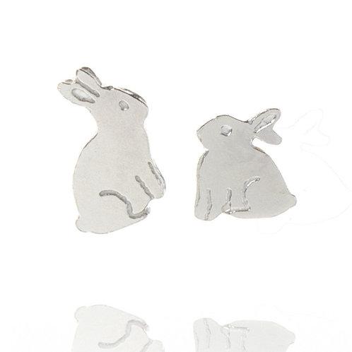 Amanda Coleman Bunny Stud Earrings