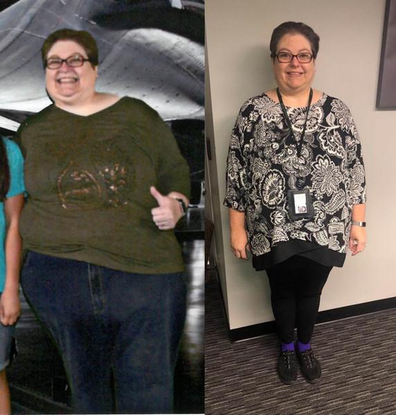 Kathy's Success!