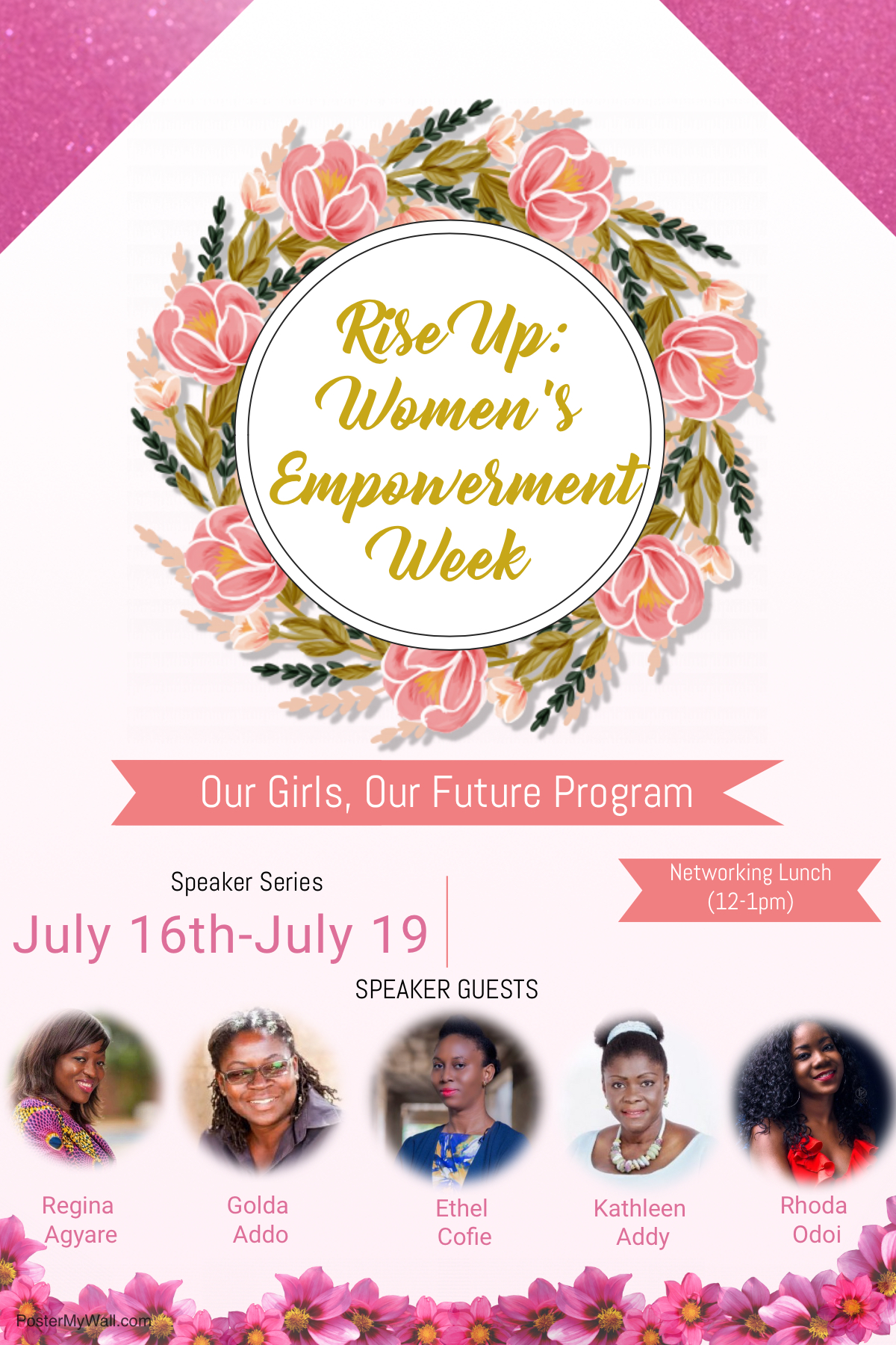 Empowerment Week Flyer