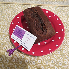 Cake au chocolat - Chocolate cake (serving 6-8)
