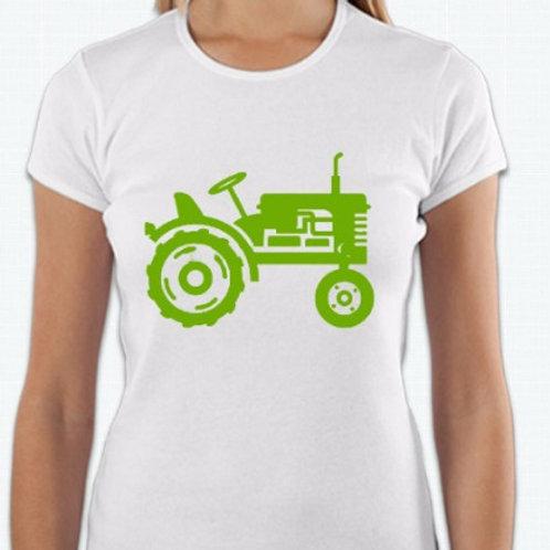 Farmer Brown's Tractor