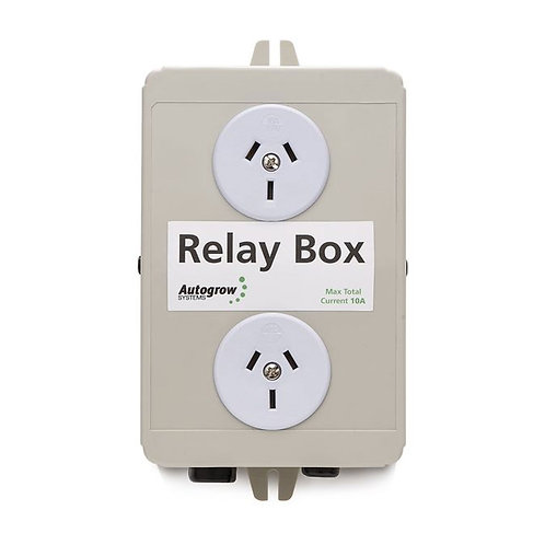 Twin Relay Box