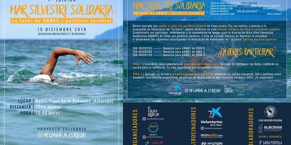 Mar Silvestre Solidaria 2019