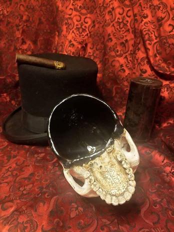 Baron Samedi Skull Cup