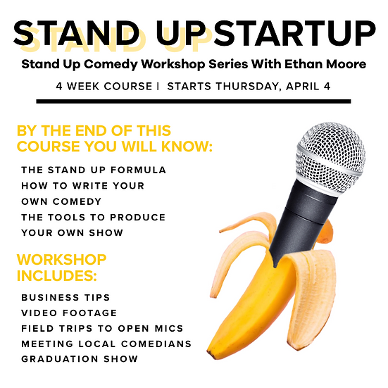 Stand Up Startup!