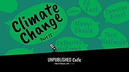 Interviewed on podcast alongside MP Catherine McKenna (Environment and Climate Change Minister), Opposition Minister, and representatives from the other parties