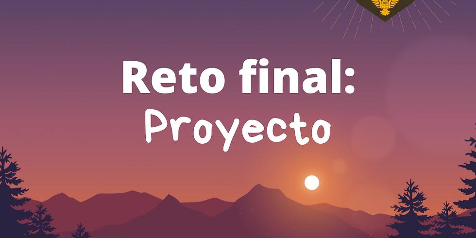 Reto 10 Proyecto Rover