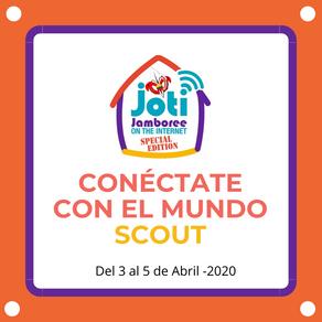 ¡Participa del JOTI 2020!