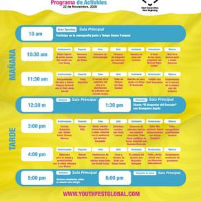Scouts A.C.E. te invita a participar del Youth Fest 2020