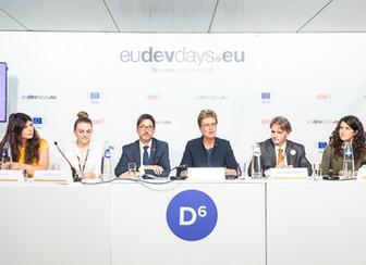Дигитална нациоанална коалиция на Европейските дни на развитие