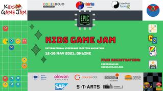 Kids Game Jam 2021