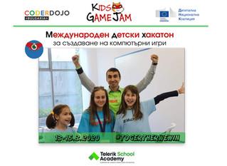 Kids Game Jam'20