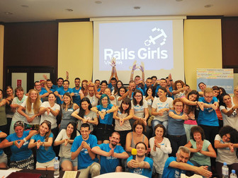 Rails Girls Varna 2.0