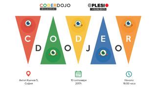 CoderDojo @Plesio