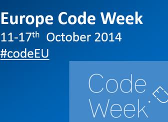 Европейска седмица на пргорамирането през октомври