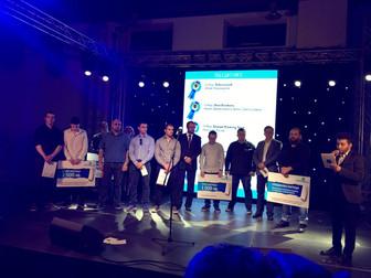 Hack Tech Challenge връчи своите отличия за иновативен софтуер за 2016 година
