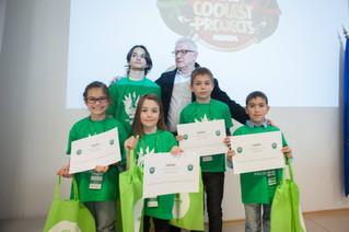 Проведоха се първите в България технологични награди за деца, част от Coolest Projects