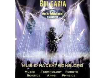 Music Hackathon Bulgaria