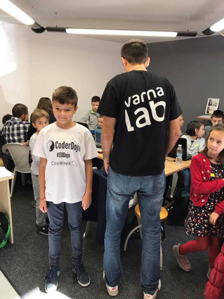 Втора работилница във Варна