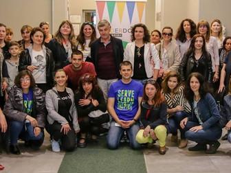 """Второ тех обучение за преподаватели coding4all с """"Америка за България"""""""