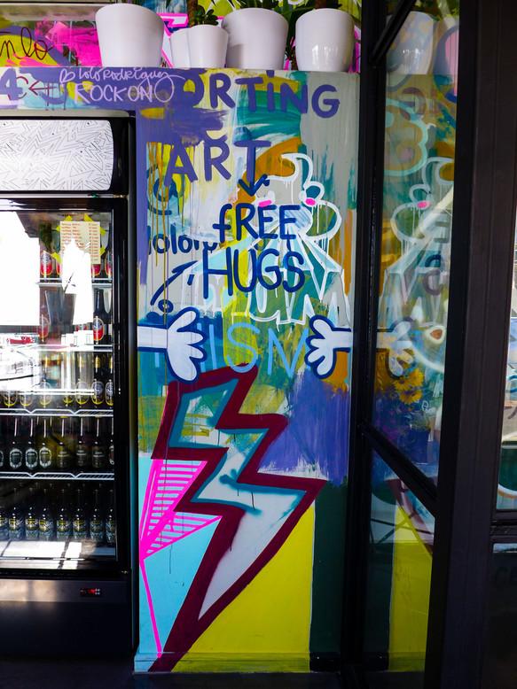 muro derecho refrigeradores
