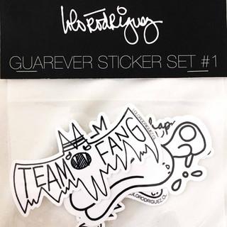 Guarever Sticker Set #1