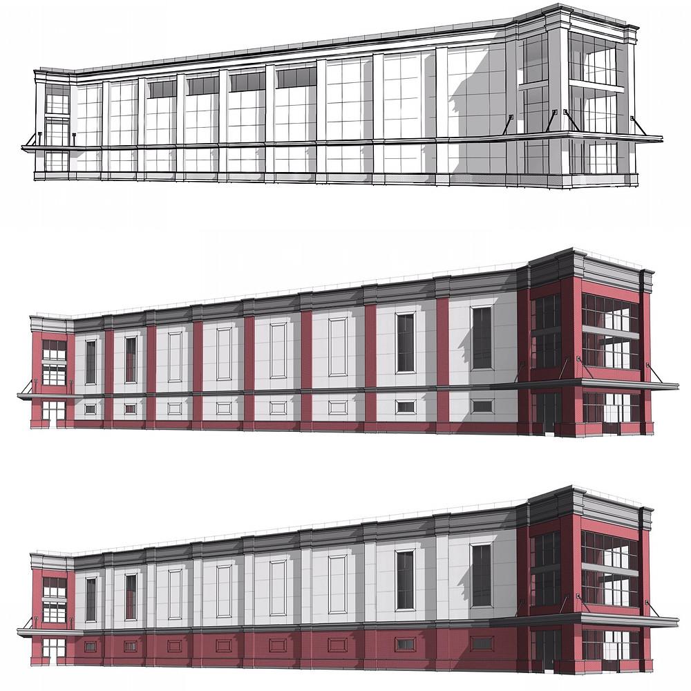 BIM Building Variations