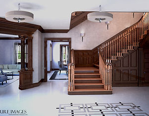 Interior Architectural Rendering Aperture Images