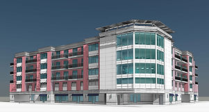 BIM Architectural Modeling Aperture Images