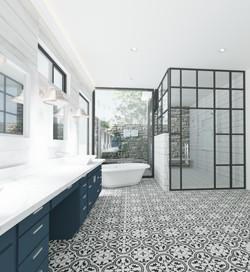 3D Master shower