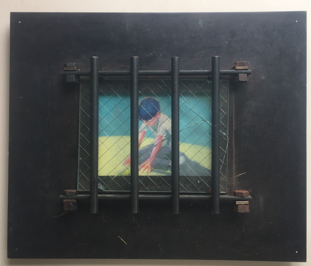 Caged Child