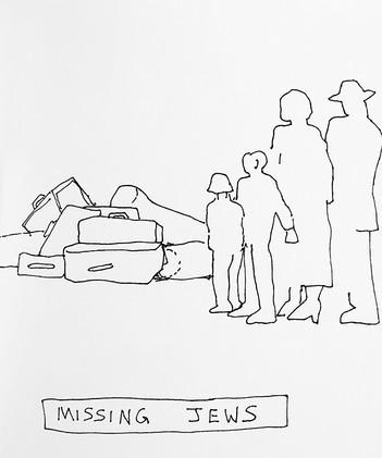Missing Jews