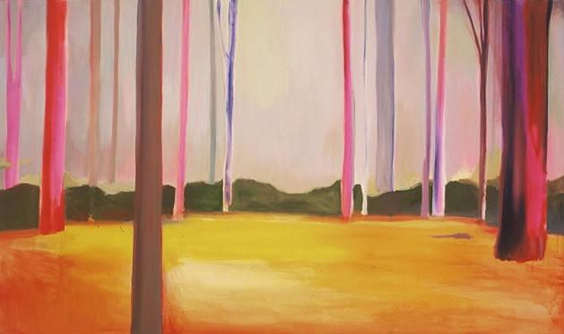 Mauve Forest