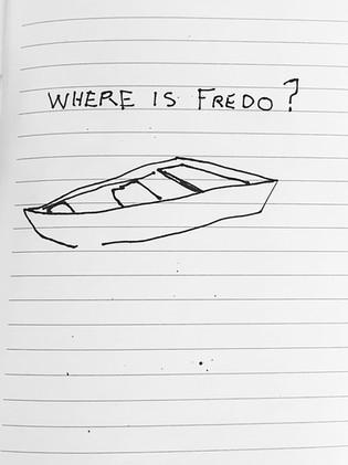 Where is Fredo?