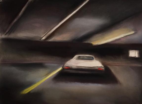 """""""Pontiac Garage"""" (SOLD)"""