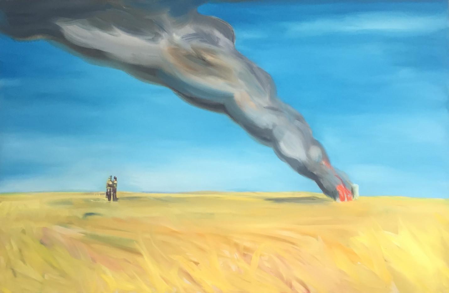 Burning Past
