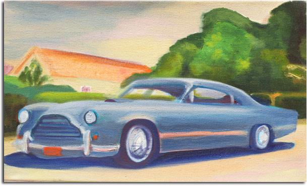 """Aston Martin"""
