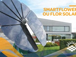 Flor solar ou SmartFlower