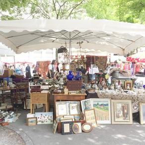 Flea Market Bürkliplatz