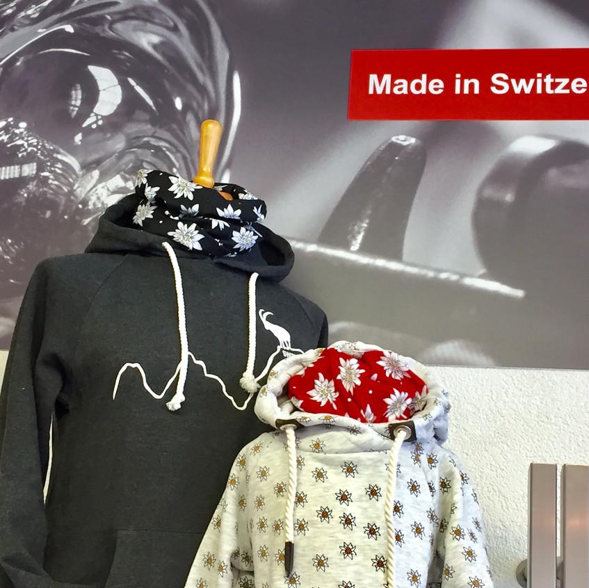 Swiss Sports wear