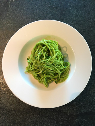 Parsley & Avocado Pesto