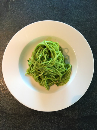 Parsley & Avocado Pesto