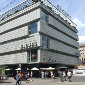 Globus: Zürich Bahnhofstrasse