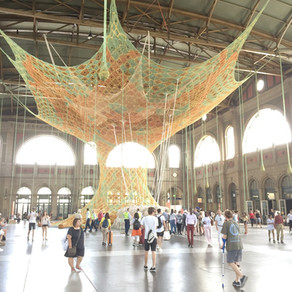 Gaia Mother Tree @ Zürich Main Station