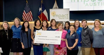 Four area nonprofits will split $446,000 from Impact Austin: Austin American-Statesman