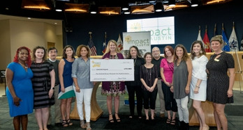 Impact Austin Marks Final Month of Fifteenth Anniversary with $446,000 in Grants Awards