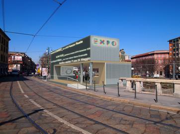 ESPOSITIVO - Darsena EXPO2015